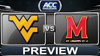 West Virginia vs Maryland Preview