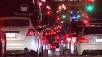 Bay Bridge gawking turns into gridlock