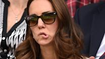 The Many Facial Expressions of Kate Middleton