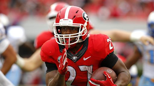 Georgia RB Nick Chubb 'in line' to play against North Carolina