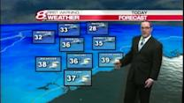 Matt's Friday afternoon forecast