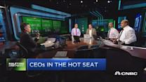 Mounting pressure for tech CEOs in turnaround
