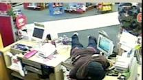 Surveillance Video: Man Fights Clerk For Cash At CVS