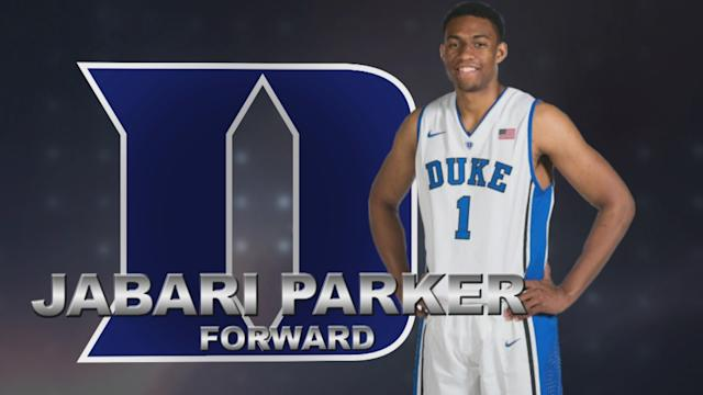 Best of Duke's Jabari Parker vs Pitt
