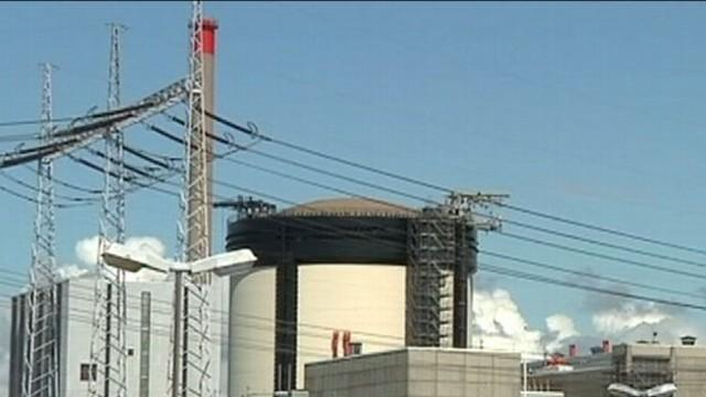 Bomb Discovered Near Swedish Nuclear Plant