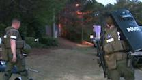 Police: GA Suspect Wanted Utilities Turned On