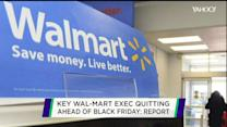 Wal-Mart's merchandising chief reportedly to quit