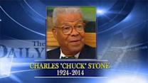 Chuck Stone, former Daily News journalist, dies