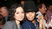 Sara Gilbert Welcomes First Child with Linda Perry