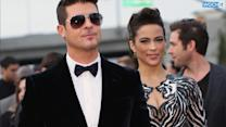 Robin Thicke's Marriage To Paula Patton Is Officially OVER!
