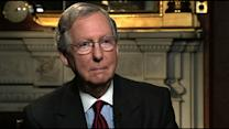 Sen. McConnell holding judgment on Hagel