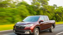 Honda Ridgeline Review in 60 Seconds