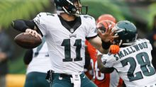 There's something wrong with Carson Wentz's throwing style and NFL teams are catching on