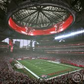 Tour the NFL's newest stadium with Madden NFL 17