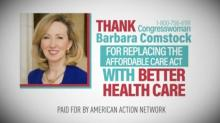Commercials during March Madness mistakenly thank Republicans for repealing Obamacare