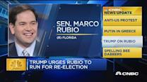 CNBC update: Trump on Rubio