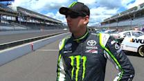 Busch sets track record with NNS pole win