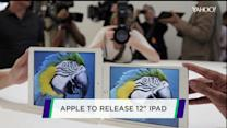"Apple prepping 12"" iPads: Report"