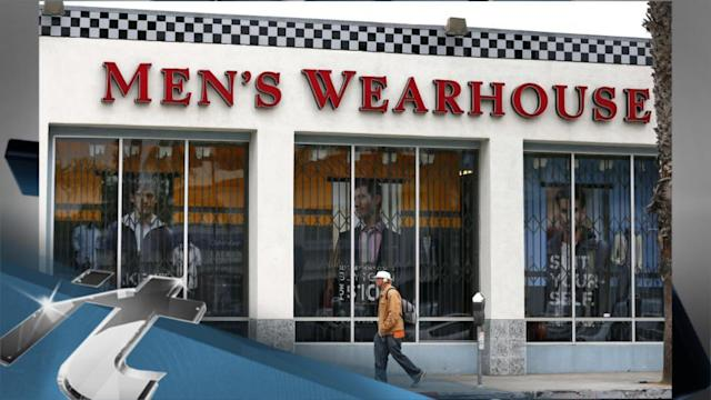Business Latest News: Men's Wearhouse Founder Clashed With CEO, Mulls Comeback
