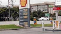Gas prices skyrocket, rise for 32 consecutive days