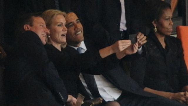 Obama-Selfie Photog: Photo Furor 'Says Something About Our Society'