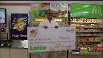 $4.85M winning lottery ticket found in cookie jar