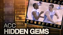 UNC's Tyler Hansbrough Goes Crazy After Game-Winner In 2008 ACC Tournament | ACC Hidden Gems
