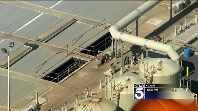 More Body Parts Found at Wastewater Plant