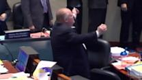 Rob Ford Shows Off Dance Moves in Toronto City Hall