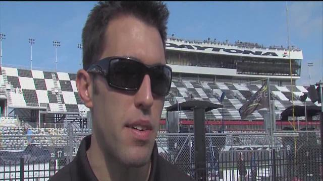 Tampa native finishes 13th at Daytona