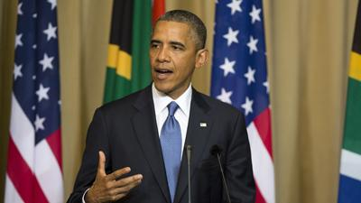 Obama: US Working to Protect Embassy in Cairo