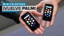 Palm lanza un teléfono para llevarte de fiesta