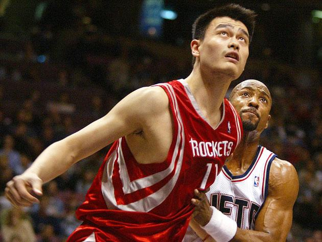 Yao Ming is a Hall of Famer