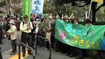 Japan marks 2 years since quake with silence