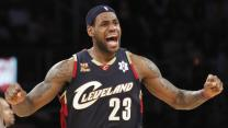 LeBron James returning to Cleveland Cavaliers