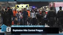 PRAGUE News - Zdenek Schwarz, Likely Anatural Gas ExplosionThe Street, Amazon