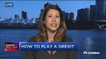 How to play a Grexit
