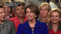 Nancy Pelosi wants to keep her job