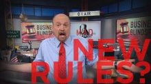 Cramer Remix: Regulators won't play by the rules for AT&T and Time Warner