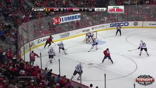 Chicago Blackhawks at Washington Capitals - 04/11/2014