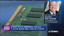 Why this expert likes the NXP-Freescale merger