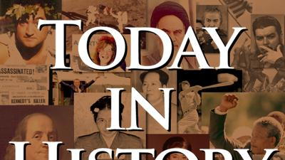 Today in History July 16th