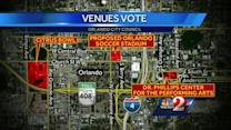 Orlando leaders vote to fund soccer stadium