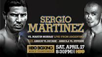 Sergio Martinez Greatest Hits