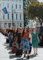 La verdadera historia de la foto viral del referéndum de Irlanda: No, no son mujeres volviendo a casa para votar