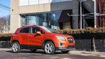 Chevrolet Trax AWD Review in 60 Seconds – Car And Driver