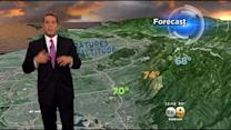 Josh Rubenstein's Weather Forecast (July 22)