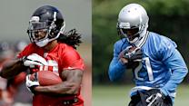Fantasy football running backs in new homes
