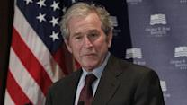Former President Bush talks immigration and economic growth
