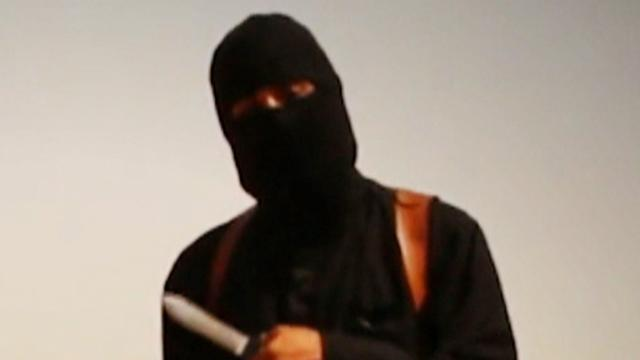 ISIS' foreign fighters: James Foley's killer reportedly a British citizen